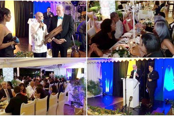 Diner Gala de solidarité Sainte-Lucie
