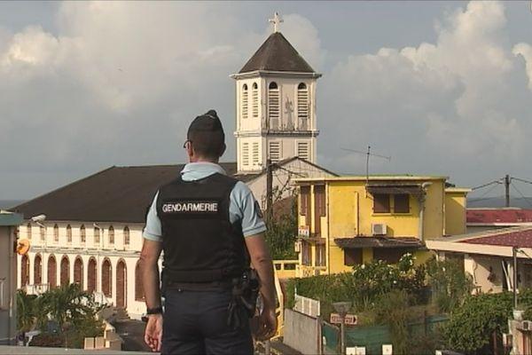 Gendarmerie (Schoelcher)