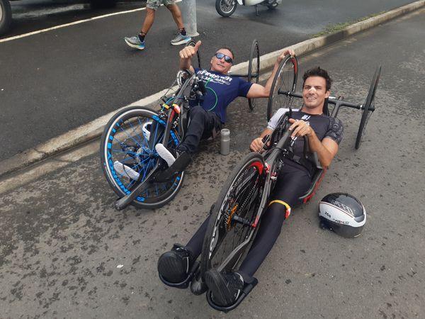 Cyclo Tour Fairbank et Brignone