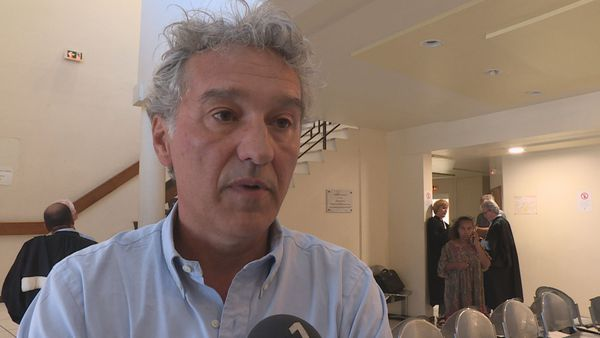 Me Frédéric de Greslan