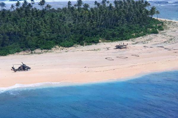 SOS Micronésie 2 août