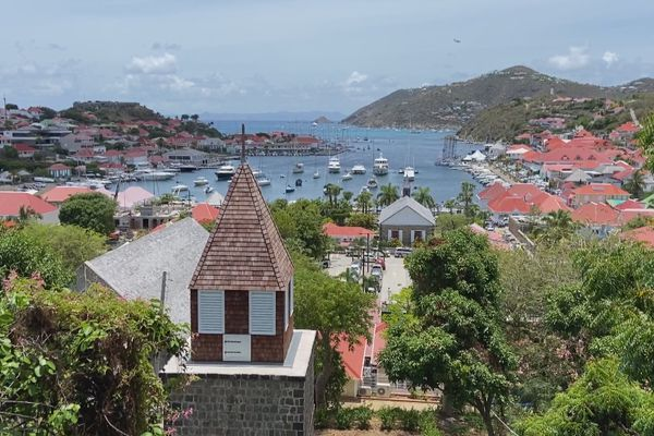 Saint Barth for ever