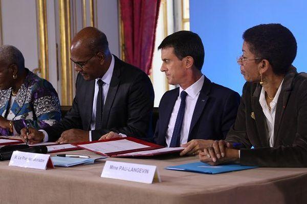 signature Martinique 2030
