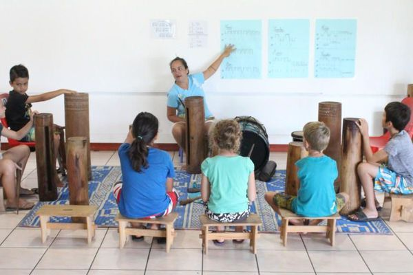 ateliers d'immersion reo Tahiti