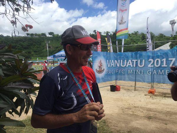 Michel Quintin Mini jeux Vanuatu