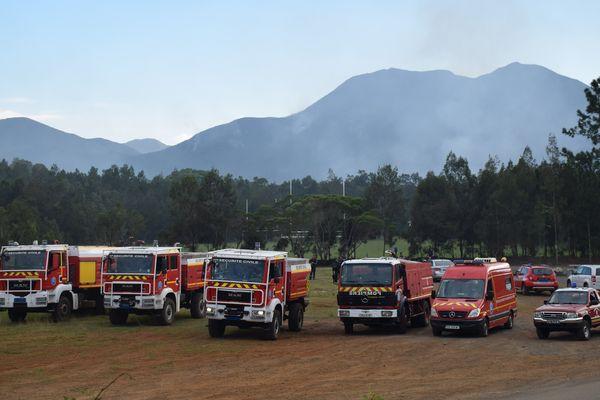 Pompiers Mont Dore