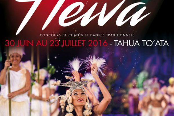 Tout le programme du Heiva i Tahiti 2016