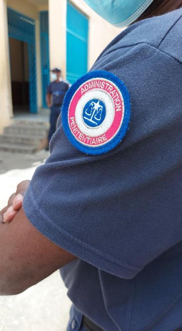 Fouille à la Maison d'arrêt de Basse-Terre
