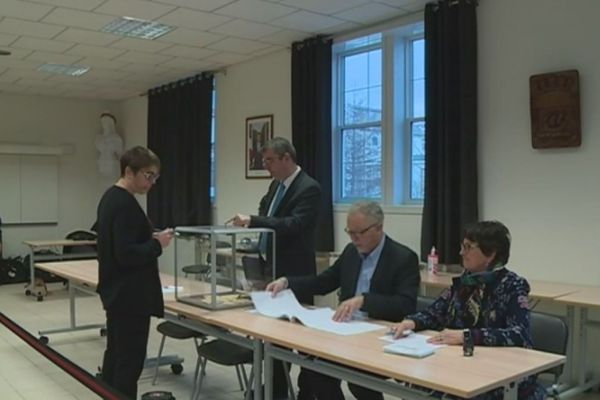 Elections municipales 2020 : l'organisation d'un bureau de vote à Saint-Pierre