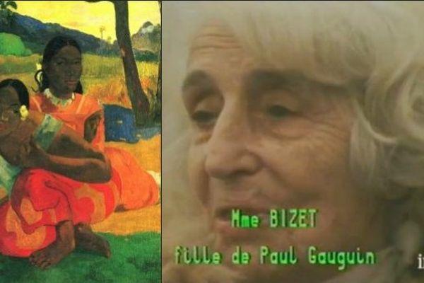 fille paul gauguin