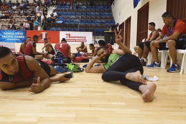 Volley Samoa 2019