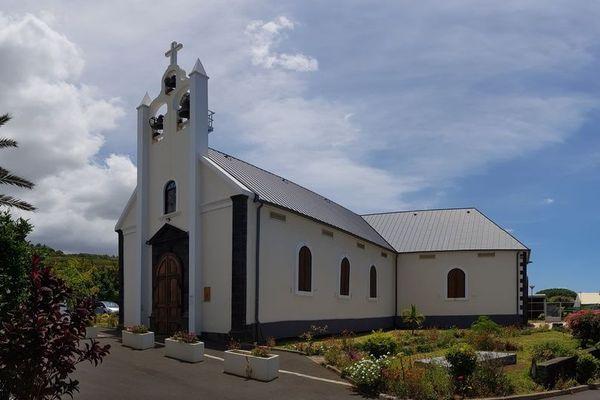 Eglise Notre-Dame du Mont Carmel - Grand-Bois