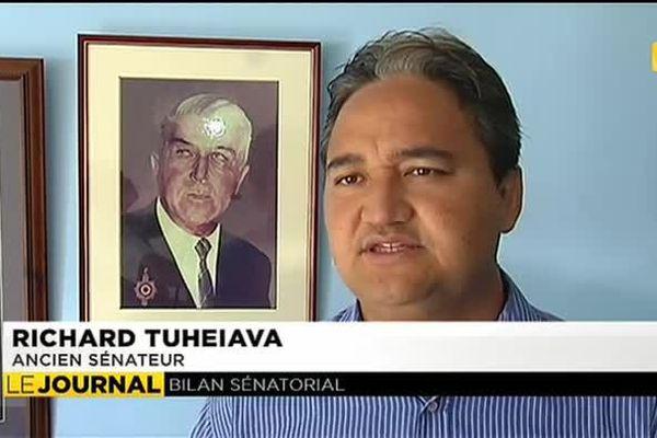 La lutte continue pour Richard Tuheiava