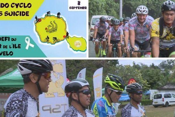 Rando cyclisme : mobilisation contre le suicide