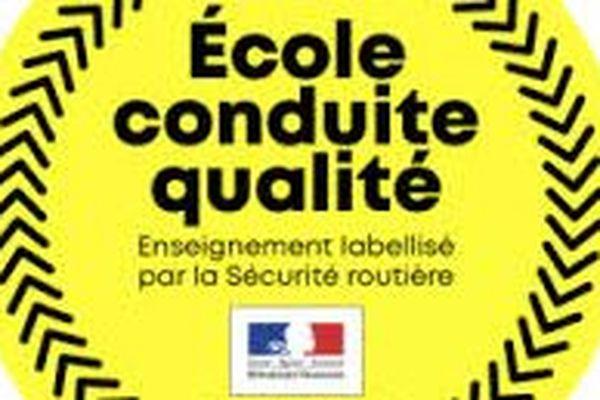 label conduite qualité