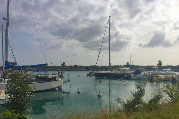 Bateaux, Marie-Galante