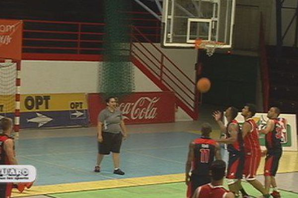 sujet basket Tuaro
