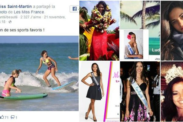 montage miss outre-mer facebook