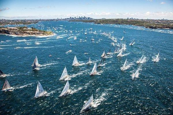 Voile Sydney Hobart