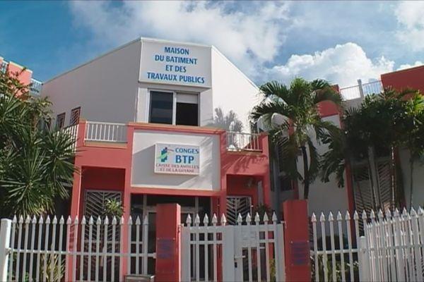 Maison du BTP en Martinique