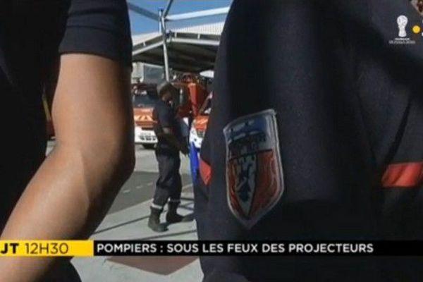 Journée nationale des sapeurs-pompiers au Port 16 06 18