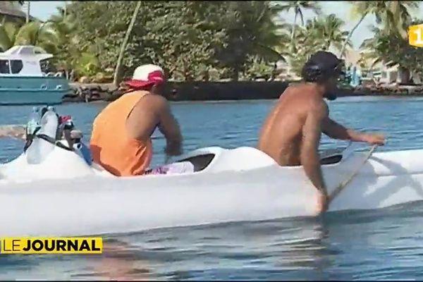 Hawaiki nui va'a : le retour de La Méduse