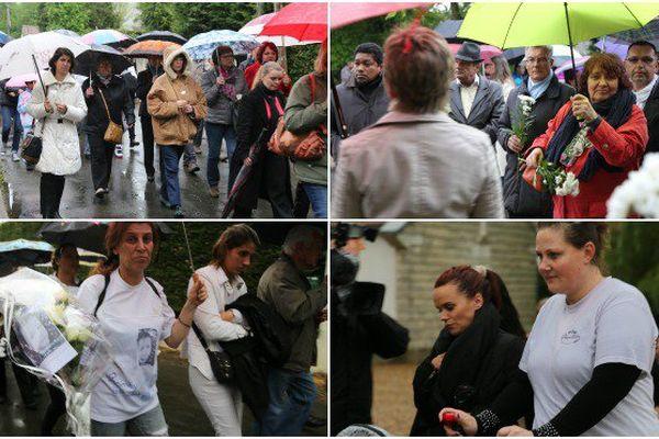 Une marche silencieuse en hommage à Marcus rassemble près de 200 personnes dans le Val d'Oise