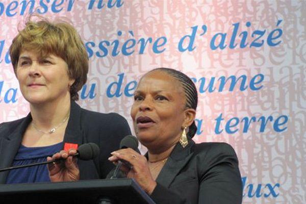Taubira et Voynet
