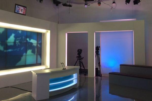 Studio Réunion 1ère
