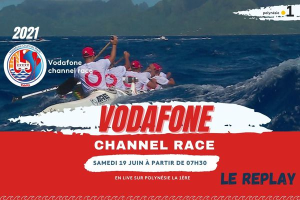 vodafone channel race (replay)
