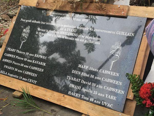 150 ans d'Uvanu, 18 mai 2018