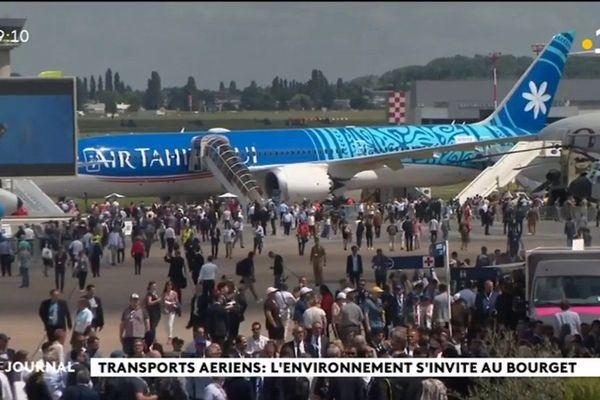Transport aérien : les ultramarins redoutent la mise en place d'une taxe carbone