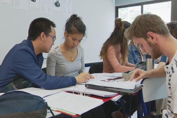Classes préparatoires universitaires pour école d'ingénieur