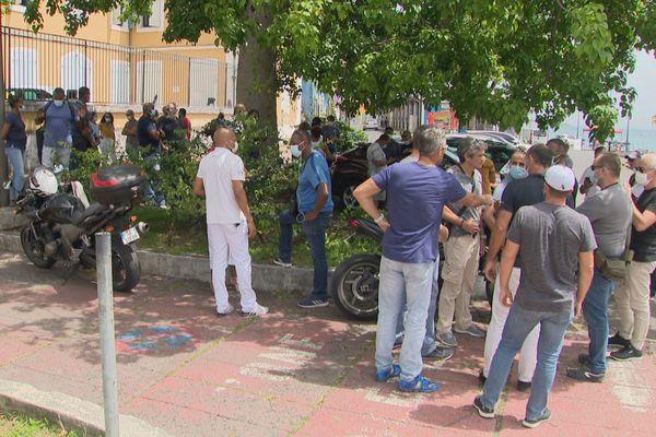 mobilisation policiers
