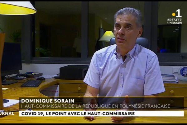 Dominique Sorain : « Nous allons vers une application beaucoup plus dure des mesures de confinement   »