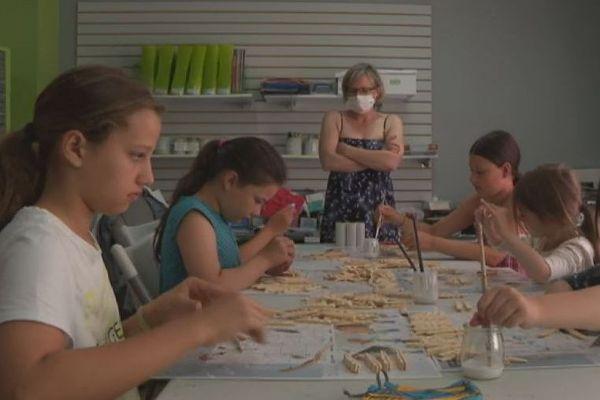 A Saint-Pierre, des initiations au bricolage dès le plus jeune âge