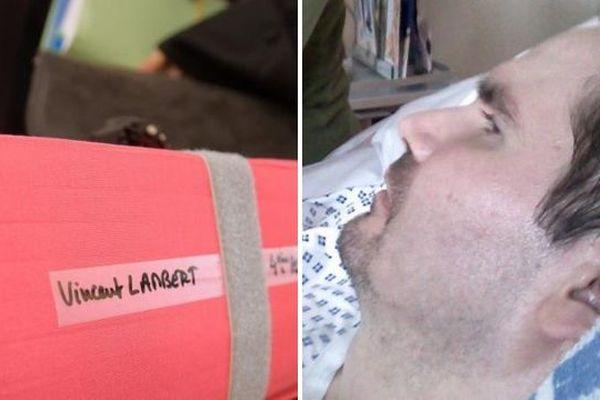 Vincent Lambert : vers l'arrêt des soins