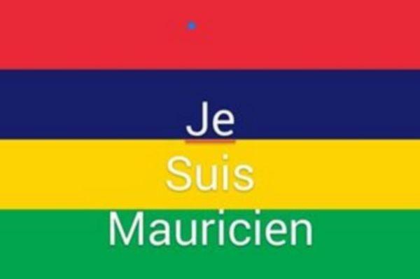 Je suis Mauricien