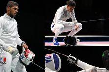 Les trois escrimeurs guadeloupéens ont été éliminés sans médaille du tournoi olympique.