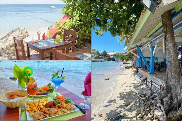 Restaurant / plage / Ste.Luce
