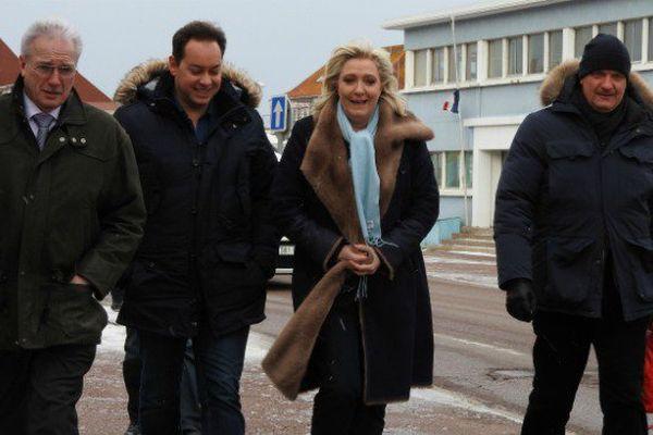 Filière pêche, liaison directe, hydrocarbures et technologies polaires : les propositions de Marine Le Pen pour Saint-Pierre et Miquelon