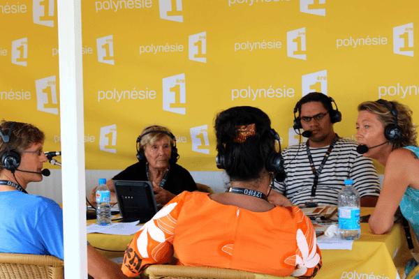 Polynésie &ère radio en direct du FIFO