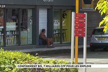 7.5 milliards de francs pour la réactivation du plan de sauvegarde de l'emploi