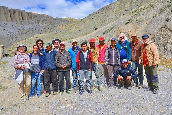 L'association Réunion-Népal sur le toit du monde