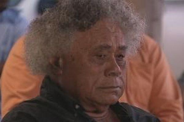Lino Leleivai futur roi du royaume de Alo à Futuna