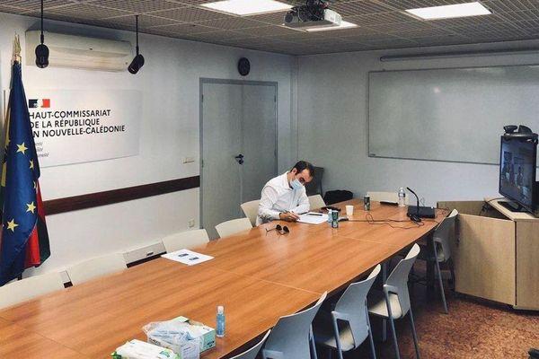 Sébastien Lecornu prêt à entamer 6 jours de visite officielle sur le Caillou