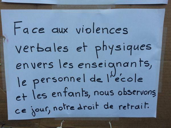 Batelière Violence