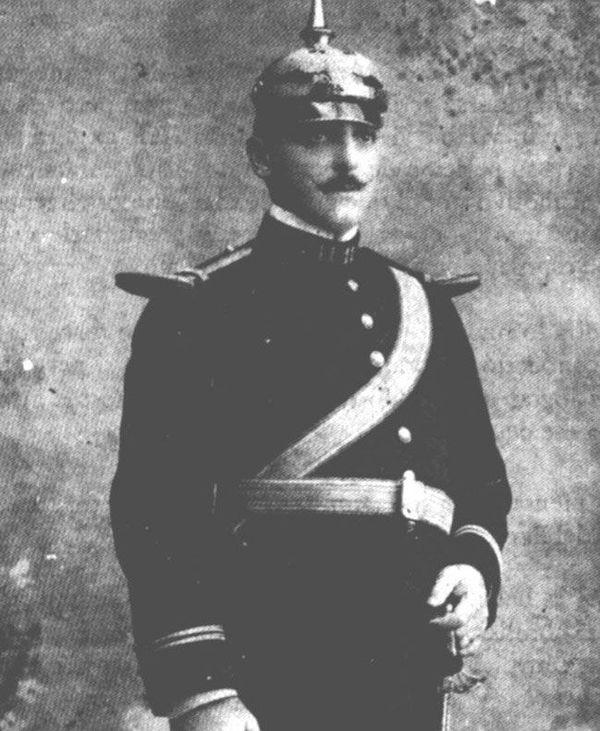 Capitaine Ramon Arnaud