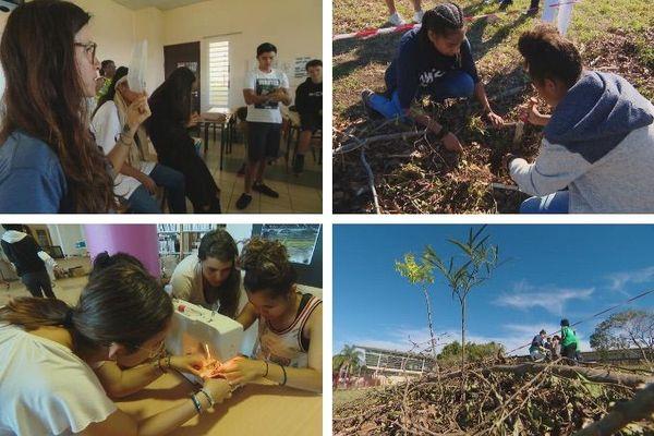 Journée climat au lycée du Grand Nouméa