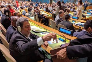 St. Vincent et les Grenadines Nations Unies